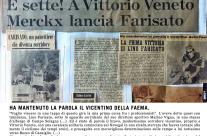 1968- Lino Farisato, rassegna stampa