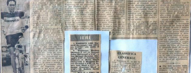 1971- Lino Farisato, rassegna stampa