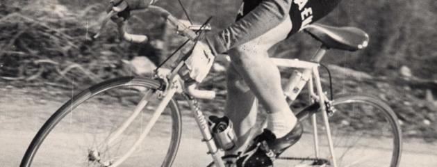 1968 – Lino Farisato-allenamento sui colli Berici