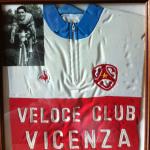Lino Farisato, maglia del Veloce club