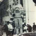 Lino Farisato premiazione a una gara di Barbarano Vicentino
