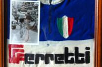 Lino Farisato|La maglia Ferretti