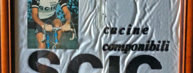 Lino Farisato|La maglia Scic
