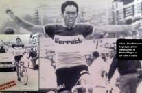 Lino Farisato vince tappa a Pontedilegno nel 1971