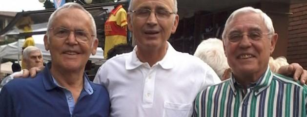 Lino Farisato alla Rimpatriata del Gruppo SCIC – 13/14 giugno 2015
